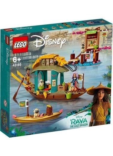 Lego 43185 Lego® Disney Boun'Un Teknesi / 247 Parça /+6 Yaş Renkli